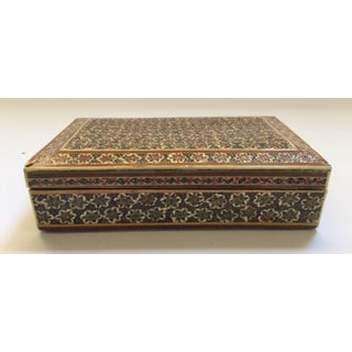 Persian Micro Mosaic Box Preview