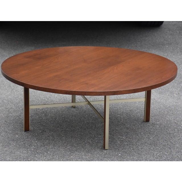 Paul McCobb Calvin Walnut Coffee Table - Image 2 of 9