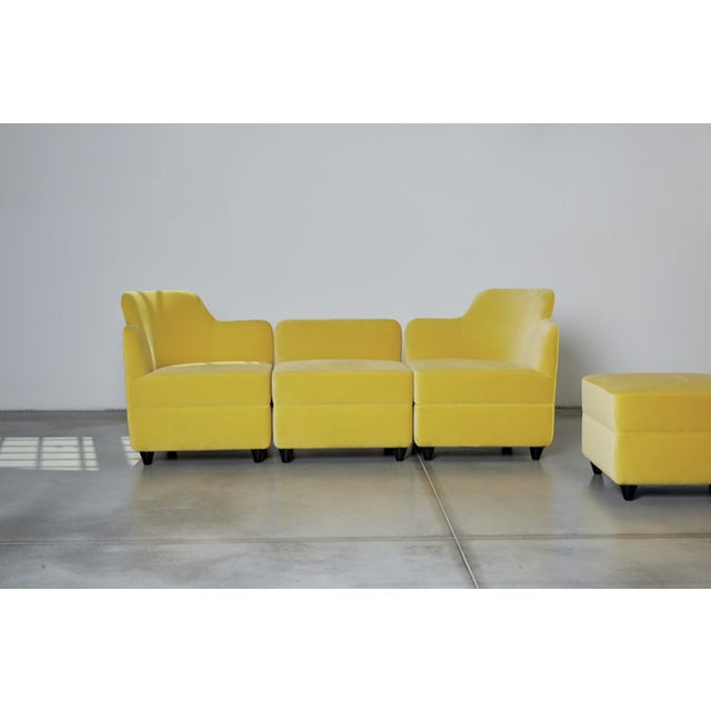Angolo Seating Group by Corrado Corradi Dell'Acqua for Tato For Sale - Image 4 of 9
