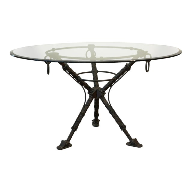 Ilana Goor Dining Table For Sale