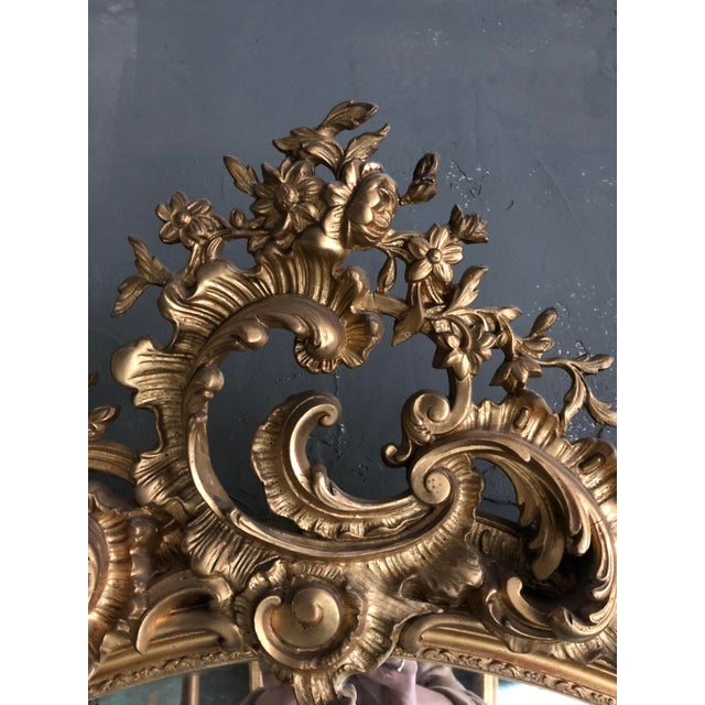 Late 19th Century 19th Century Mirror For Sale - Image 5 of 9