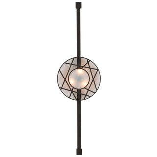 Icon Sconce - Outdoor (Dark Bronze) For Sale