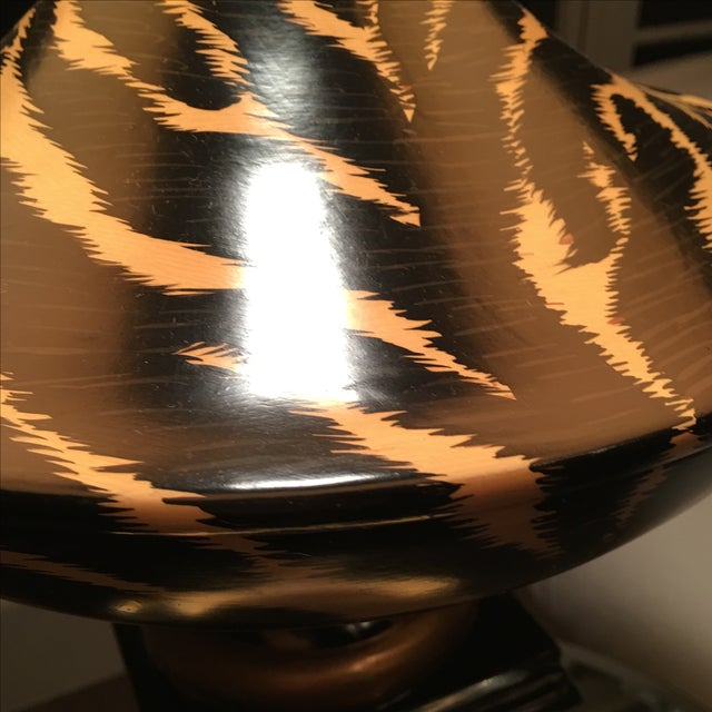 """Oriental Accent "" Lamp - Image 4 of 11"