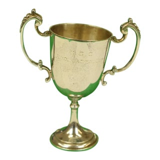 1960s Vintage Mappin & Webb Dgc 'Athol Jackson Cup' For Sale