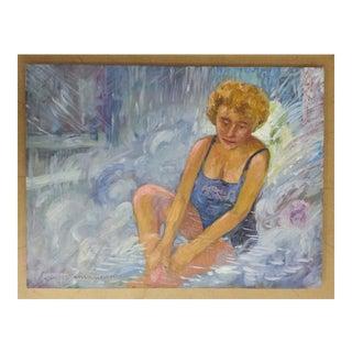 Femme Laveuse For Sale
