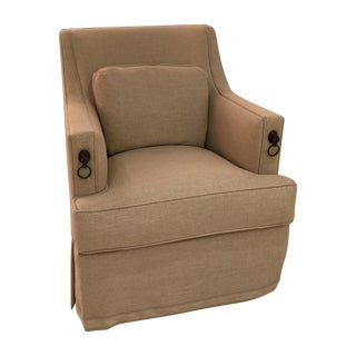 Barry Dixon Middleburg Chair For Sale