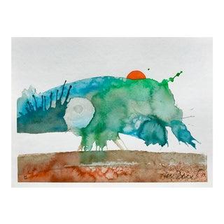 """Desert Storms"" Original Painting For Sale"