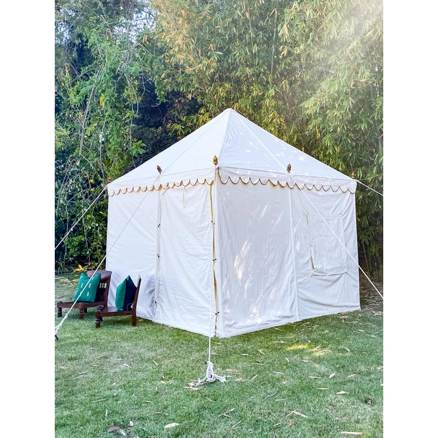 Contemporary Maharani Garden Tent For Sale - Image 12 of 13