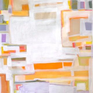 Vermilion Cliffs' Original Abstract Painting by Linnea Heide For Sale