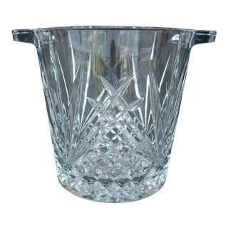 American Classical Crystal Ice Bucket