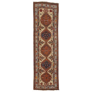 20th Century Persian Sarab Runner - 3′2″ × 10′10″ For Sale