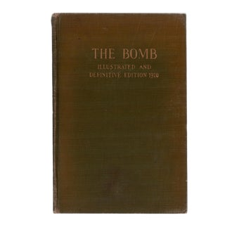 """1920 """"The Bomb"""" Collectible Book For Sale"""