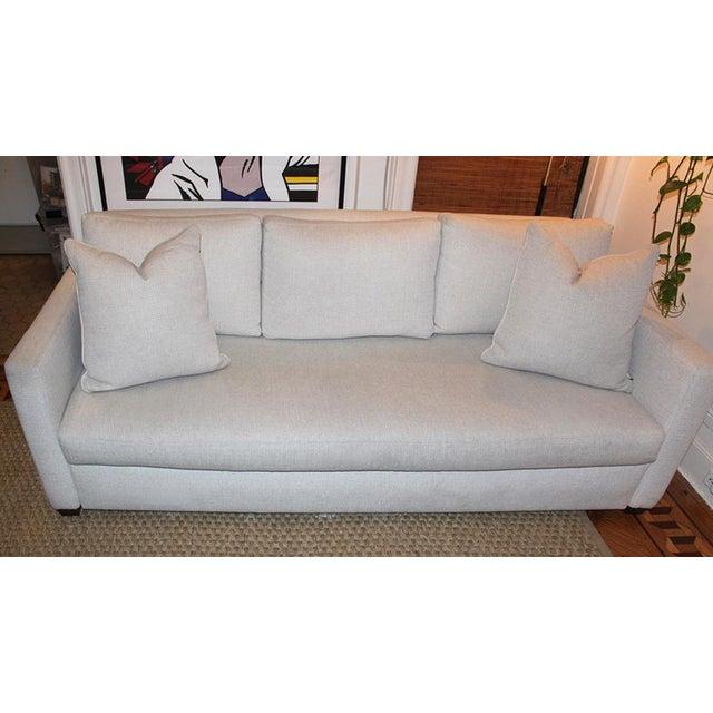 Beige Lee Industries Ultimate Sofa For Sale - Image 8 of 8