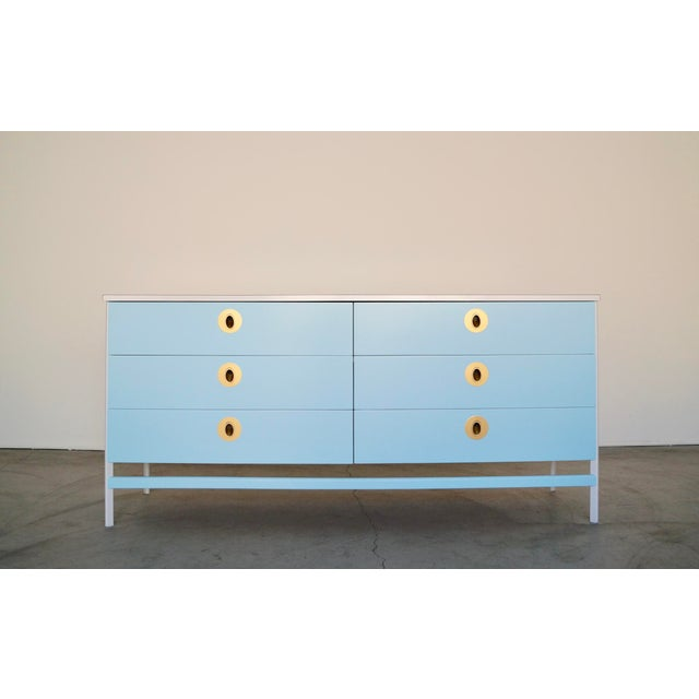Mid-Century Modern Vista of California Dresser For Sale - Image 13 of 13