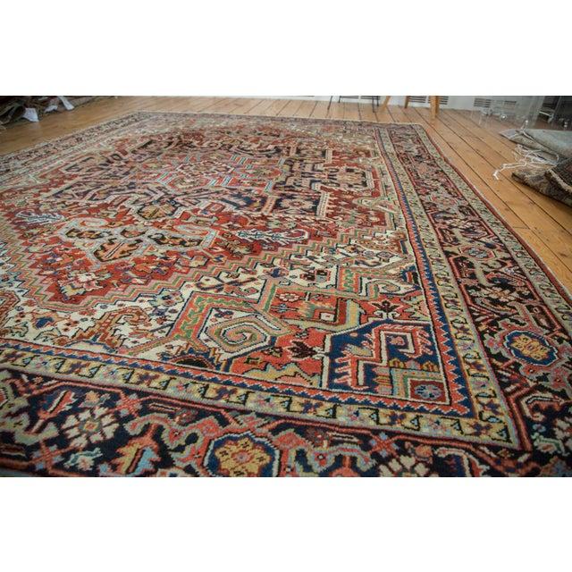 "Vintage Heriz Carpet - 8'2"" X 10'4"" - Image 5 of 10"
