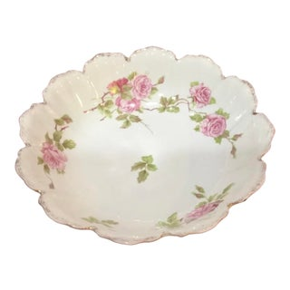 Antique R&C Malmaison Bavaria China Bowl For Sale
