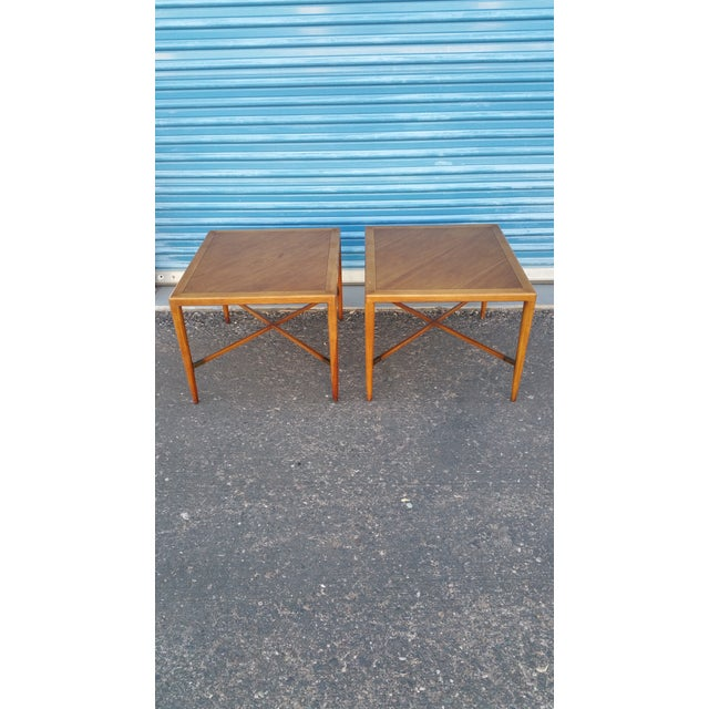 Tomlinson Mid-Century Side Tables - A Pair - Image 2 of 8