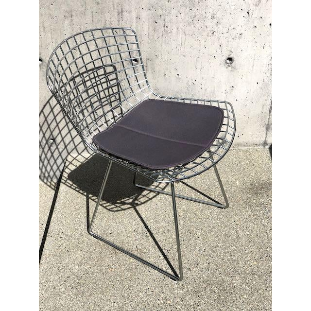 Knoll Bertoia Side Chairs - Set of 10 For Sale In Seattle - Image 6 of 10