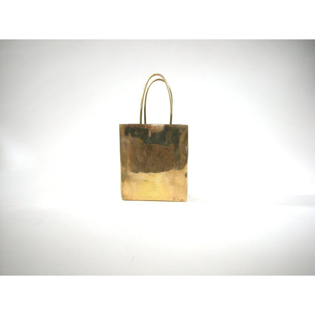 Brass Shopping Bag - Image 6 of 6