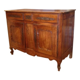 18th Century Country French Buffet For Sale