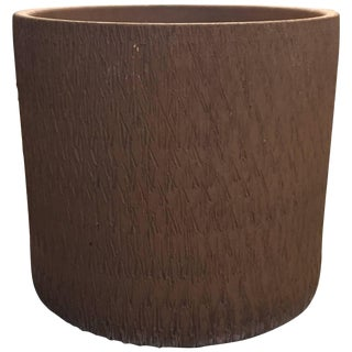 Gainey Ceramics Large Clay Planter For Sale