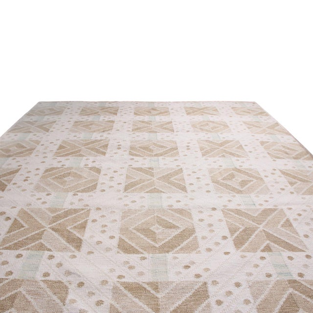 Originating from India, this Scandinavian-inspired pile rug from Rug & Kilim's titular collection is hand knotted in with...
