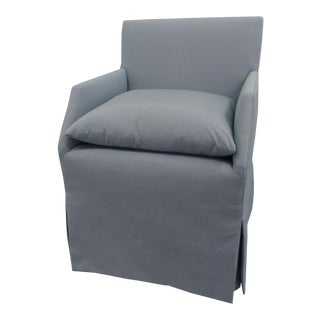 1990s Modern Saladino Furniture Harley Chair For Sale