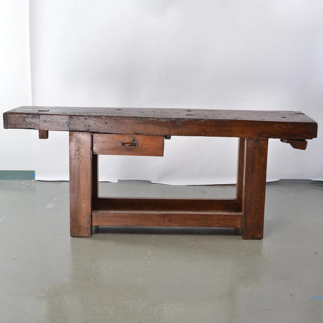 French 19th Century Work Bench For Sale - Image 13 of 13