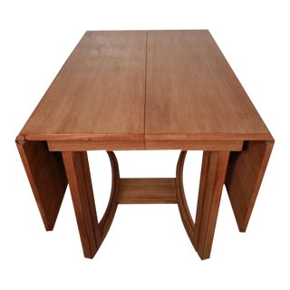 Robsjohn-Gibbings for Widdicomb Extending Table For Sale