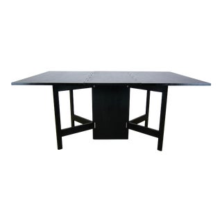 George Nelson for Herman Miller Mid Century Modern Drop Leaf Table For Sale