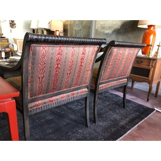 Vintage Regency Armchairs by Century Furniture - a Pair Preview