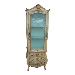 Vintage Florentine Curio For Sale