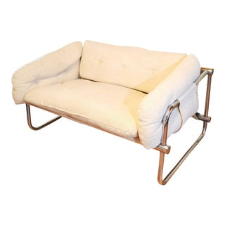 Landes Manufacturing Company by Jerry Johnson Mid-Century Loveseat