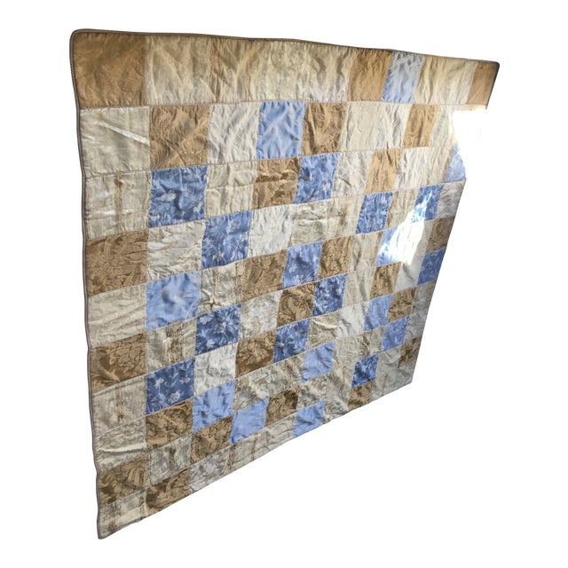 Sherry Koppel Designs Handmade King Size Quilt or Wall Hanging For Sale