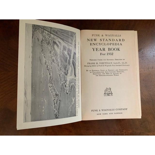 Vintage 1930s Encyclopedia Books - Set of 26 For Sale In Washington DC - Image 6 of 8