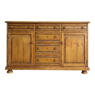 Country Cottage Pine Sideboard For Sale