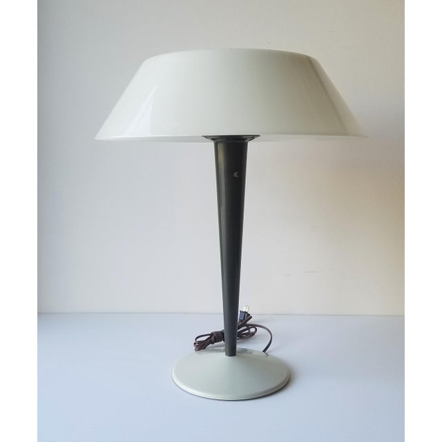 1960s Rewired Gerald Thurston Table Lamp for Lightolier For Sale - Image 13 of 13