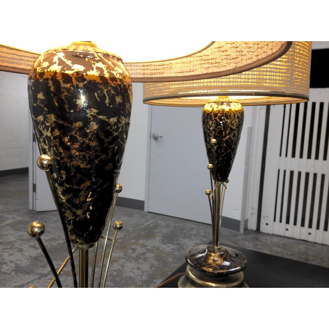 Art Deco Lamps - A Pair - Image 4 of 7