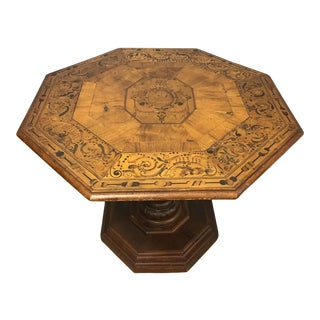 18th Century German Baroque Center Table For Sale