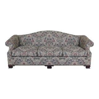 Kindel Upholstered Sofa W. Bracket For Sale