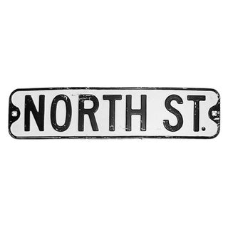 North Street Sign For Sale