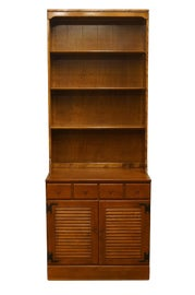 Image of Early American Storage Cabinets and Cupboards