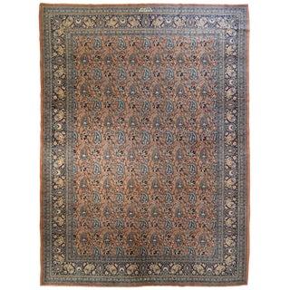 Persian Kashan Carpet For Sale