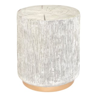 Oro Log Indoor Outdoor Stool For Sale