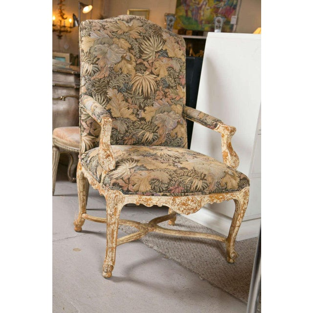 French Louis XV Style Armchairs by Jansen - A Pair - Image 2 of 10