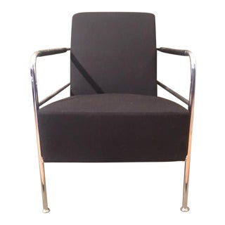 1990s Vintage Gunilla Allard From the Cinema Collection by Lammhults Contemporary Lounge Chairs For Sale