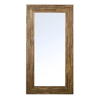 Reclaimed Wood Full Length Mirror
