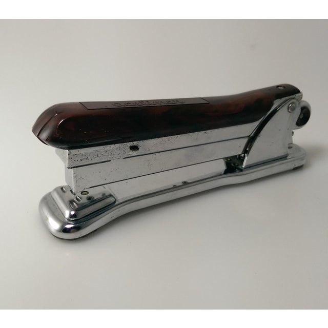 Mid-Century Ace Liner Executive Stapler Model 502 - Image 4 of 11
