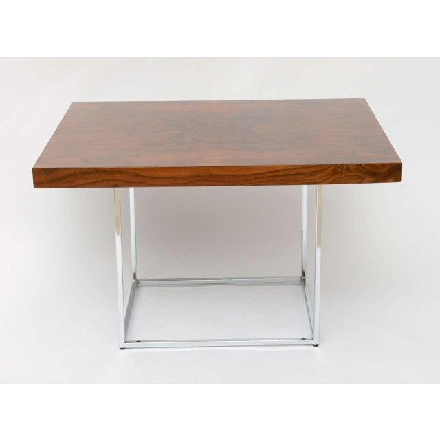 Milo Baughman Rosewood Coffee/Side Table - Image 3 of 10