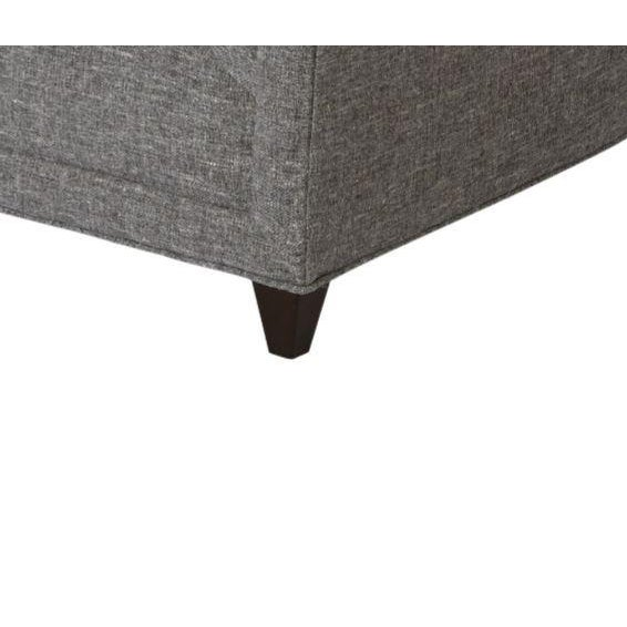 2010s Contemporary Gray Pippa Sofa For Sale - Image 5 of 8